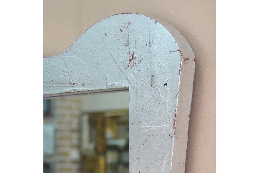 Espejo marco plateado for Espejos con marco plateado
