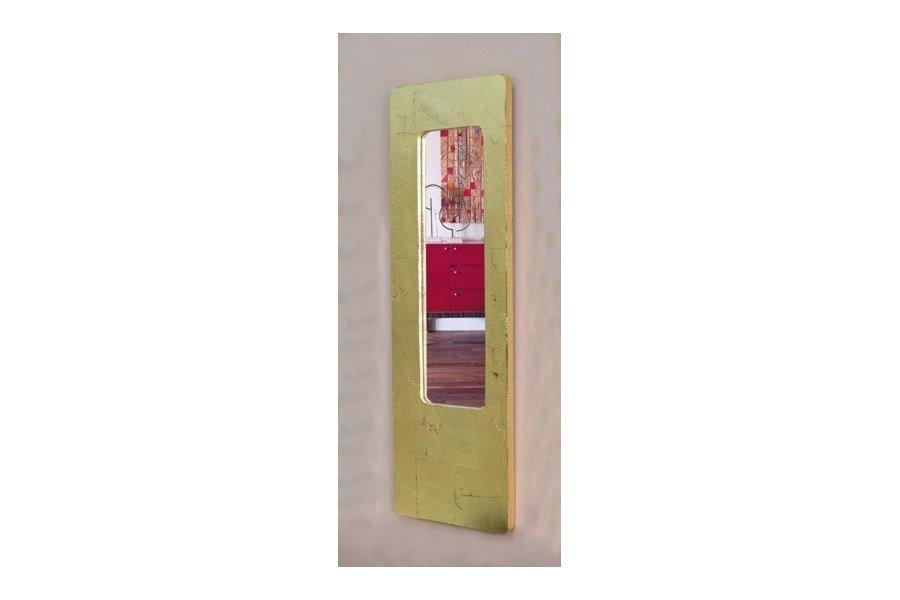 Espejo u marco dorado emilio rubio for Espejo marco dorado