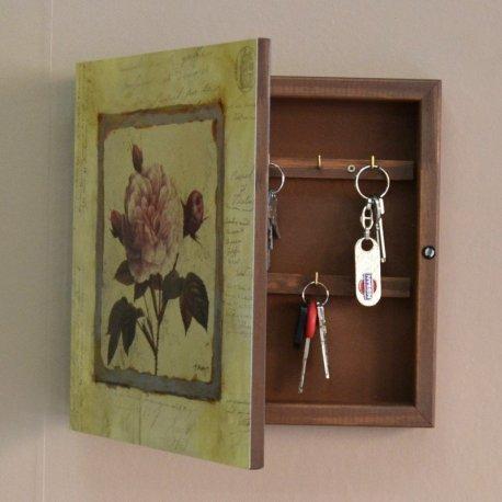 Cajas Decorativas Para Guardar Llaves