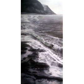 Cuadro paisaje marino III