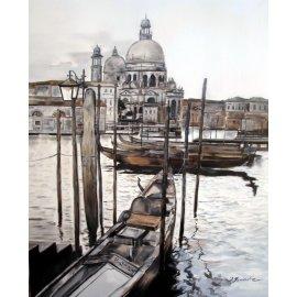 Cuadro paisaje de Venecia III