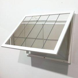 Cubre contador con espejos