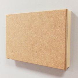 Caja cubrecontador madera y DM para pintar