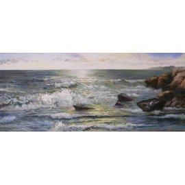 Cuadro paisaje marino Ferrandiz