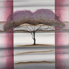 Cuadro árbol Granado II