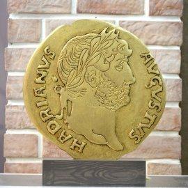 Denario Oro Adriano